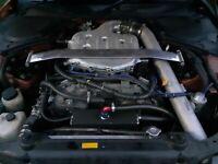 nissan 350z twin turbo 460 bhp px welcome track race car drift