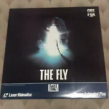The Fly Laserdisc Extremely Rare Horror Jeff Goldblum Mint Condition