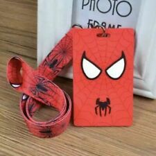 SPIDERMAN LANYARD NECK STRAP ID HOLDER PIN TRADING