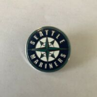 Seattle Mariners Logo  Hat/Lapel Collectible Pin MLB Licensed GBP