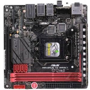 ASUS STCOM Z97 MAXIMUS VII IMPACT Socket MotherBoard