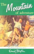 The Mountain of Adventure (Adventure (MacMillan)) By Enid Blyton
