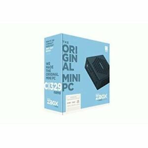 Zotac ZBOX nano CI329 Desktop Computer - Intel Celeron N4100 1.10 GHz DDR4 SDRAM