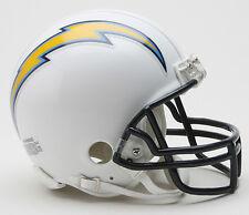LOS ANGELES CHARGERS NFL Authentic Riddell VSR-4 ProLine Mini Football Helmet
