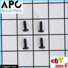 4 x GENUINE SAMSUNG TV GUIDE TO TV SCREW M4 L2 PART # 6003-001782