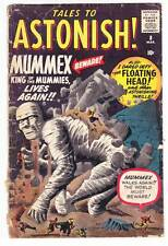 TALES TO ASTONISH #8 - Silver Age 1960 - 2 Steve Ditko stories - G/VG