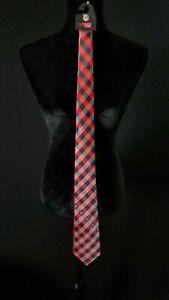 NWT Atlanta Falcons Men's Necktie NFL Licensed Football Sports Red Tie