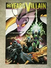 "DC Year Of The Villian - Promo Poster - 24"" x 36"""