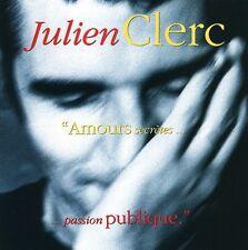 Julien Clerc - Amours Secretes Passion Publique [New CD]
