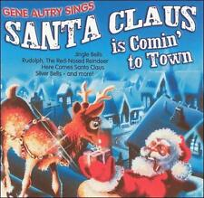 CHRISTMAS SONGS BY GENE AUTRY: THE CHRISTMAS COWBOY
