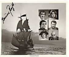 Genevieve Bujold Swashbuckler Autograph Hand Signed 8x10 Photo