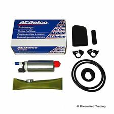 New AC Delco Original Equipment EP240 Fuel Pump with Strainer & Installation Kit