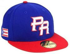 Official 2017 WBC Puerto Rico World Baseball Classic New Era 59FIFTY Fitted Hat