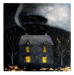 PAGAN WICCAN GREETING CARDS The Nearly Home Trees CELTIC Goddess CATHERINE HYDE