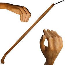 """Rückenkratzer """"Alina"""", Kratzhand, Buckelkratzer Hand aus Kirsch-Holz geschnitzt"""