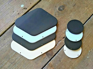 Les Paul Backplate and Switch Cover Set 1 Ply for Gibson Les Paul