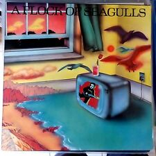 A FLOCK OF SEAGULLS LP A FLOCK OF SEAGULLS 1982 GERMANY VG++/EX