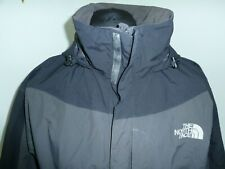 THE NORTH FACE TNF GREY HYVENT JACKET MENS size large
