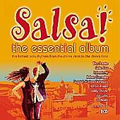 Various Artists - Salsa - The Essential Album (2CD 2003) w/slipcase