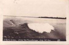 G4691 NY, Ticonderoga A Rare Scene Photo Postcard