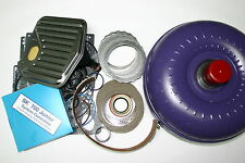 2004R Rebuild Kit High Stall Torque Converter Transgo Shift 200-4R Transmission