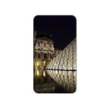 Louvre Museum Paris France - Metal Lapel Hat Pin Tie Tack Pinback