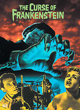 NEW THE CURSE OF FRANKENSTEIN RARE 1957 HORROR Christopher Lee DVD