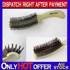 Soft Hair Extension Brush great for Hair Updo Styling & Teasing Damage Free