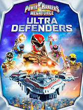 Power Rangers Megaforce: Ultra Defenders (DVD) Like New + Ships FREE