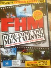 FHM HERE COME THE MENTALISTS *USED *