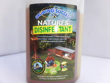 NATURES DISINFECTANT CONCENTRATE FOR USE ON GREENHOUSES COLD FRAMES & CLOUCHES