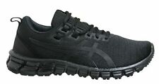 Asics Gel-Quantum 90 Black Low Lace Up Womens Running Trainers 1022A115 001