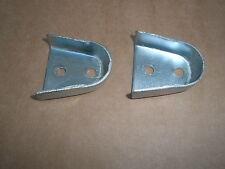 CLASSIC MINI MK1 MK2 + COOPER  S  & VAN  PICKUP DOOR SHUT METAL BUFFER PLATE