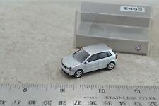 Wiking Volkswagen POLO Silver Car 1:87 Scale HO (HO2468)