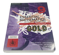 Cambridge AC ~ Essential Mathematics GOLD E2 ~ 9 Yrs - Australian Curriculum EUC