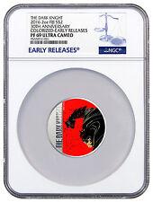 2016 Fiji $2 2 oz. Silver Batman: Dark Knight Returns NGC PF69 UC ER SKU42822