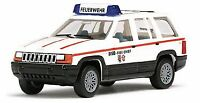 "Herpa H0 043342 Jeep Grand Cherokee ""BSB Fire Chief"""