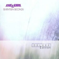 THE CURE - SEVENTEEN SECONDS ( DELUXE EDITION) 2 CD++++++++++++ NEU