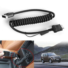 iPod iPhone Interface Audio Cable Lead For Land Rover Jaguar Range Rover Sport