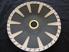 "5"" Inch Diamond Contour Concave Cutting Blade Sink Wet Dry Granite Marble Stone"