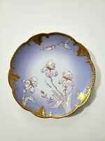 """Antique AKCD Hand Painted Limoges Plate - 7.25"""""""
