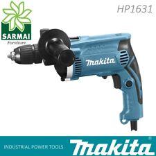 TRAPANO A PERCUSSIONE MAKITA HP1631 710W MANDRINO AUTOSERRANTE 13 mm REVERSIBILE