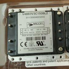 Vicor 48B3V3C150Bl2 Isolated Dc/Dc Input=48V, Output 3.3V 150W Converter