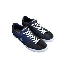 Lacoste Mens Graduate Vulc FB Fashion Sneakers Casual Shoes Size 11 Black