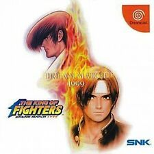 USED The King of Fighters Dream Match 1999 Japan Import Dreamcast