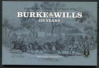 Australien Australia 2010 Burke & Wills Ungezähnt Imperf Markenheft 465 B RAR