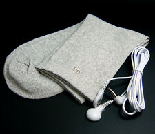 CONDUCTIVE ELECTRODE MASSAGE SOCKS WITH JACK 3.5MM LEAD WIRE FOR TENS UNIT