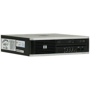 Mini PC HP Compaq 8000 Elite USTD Intel C2D 250GB 4GB Windows 10