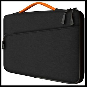 Laptop Sleeve for 13.3-Inch Tablet Waterproof MacBook Case with Handle