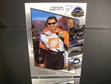 Parallel Tony Stewart #20 Home Depot Press Pass Eclise Solar 2002 Card #P50